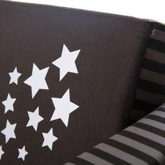 Children's Couch  silver stars by BabysitterDesign on Etsy, ₪380.00