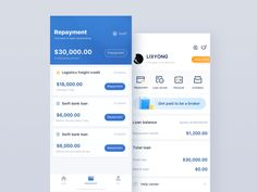 Loan app project 1 designed by LIXYONG for RED. Connect with them on Dribbble; the global community for designers and creative professionals. Game Design, Web Design, Mobile App Ui, Ui Inspiration, More Words, Saint Charles, Supply Chain, Show And Tell, Bank Financial
