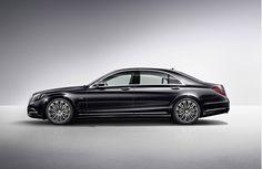 Mercedes-Benz W222 S600