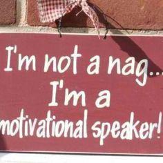 Finally! An accurate description of me..