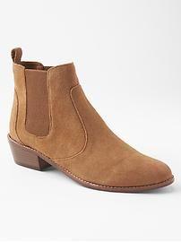 Western chelsea boot