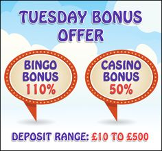 How about earning some EXTRA #bonuses this fine #Tuesday & playing more of your favorite #bingo and #casino #games, right here on GameVillage?   Visit  https://www.gamevillage.com for more information  Validity : 22nd September, 2015  For Bonus & Withdrawal Rules visit https://www.gamevillage.com/terms-and-conditions