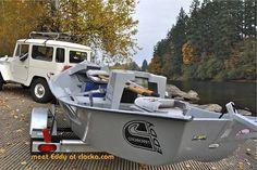ClackaCraft Drift Boats - Models