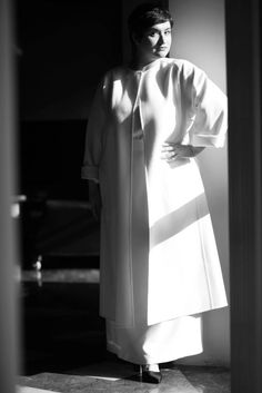 "Eleonora Jelmini and her Max Mara ""Emma"" Coat - Spring Summer 2016 Collection"