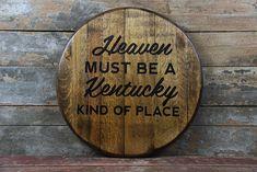 Kentucky Bourbon Barrelheads For Proud Kentuckians | Kentucky for Kentucky