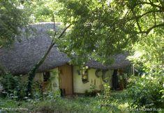 Una bonita casa de cob que no tuvo prácticamente costo de construcción