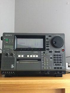 Radios, Radio Amateur, Ontario, Hf Radio, Sony Design, New Technology Gadgets, Hi Fi System, Short Waves, Transistor Radio