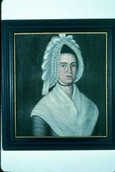 Collections | Old Sturbridge Village, Probably Mrs. John Avery II (Lucy Ayer), Collection No. 20.1.42, 1790s.