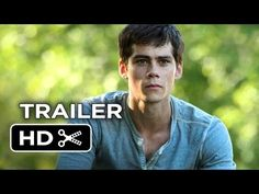 Trailer for the maze runner movie Dylan O'brien, Teen Wolf Dylan, The Maze Runner, Maze Runner Movie, Movies Based On Novels, Movies And Tv Shows, Maze Runner Trilogy, Maze Runner Series, Dylan O Brien Movies