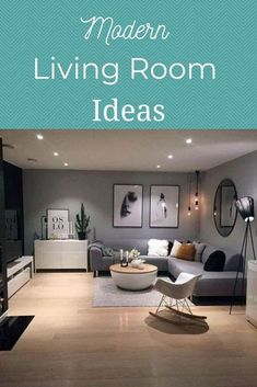 A modern living room can serve many different functions of a formal meeting room with a casual living space. #ModernLivingRoomIdeasLuxury #ModernLivingRoomIdeasMidCentury #ModernLivingRoomIdeasOnaBudget vSmall #ModernLivingRoomIdeasOpenconcept #ModernLivingRoomIdeasContemporary #ModernLivingRoomIdeasGrey #ModernLivingRoomIdeasMinimalist #ModernLivingRoomIdeasInteriordesign Living Room On A Budget, Living Room Grey, Small Living Rooms, Living Room Modern, Living Room Designs, Living Room Decor, Living Spaces, Living Room Furniture Arrangement, Family Room Decorating