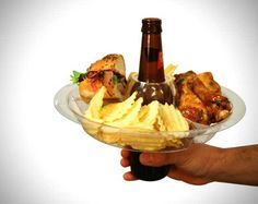 Portable Food Plate – The GO Plate http://coolpile.com/gear-magazine/portable-food-plate-go-plate/ via @CoolPile.com $14
