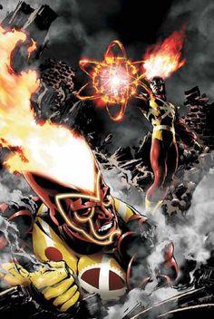 Firestorm by Matt Haley