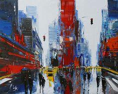 Louis Magre - City Dreams II