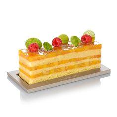 Moelleusement vôtre! Succombez au moelleux cortège de plaisirs fruités et ultra-légers. Cake ananas et vanille.
