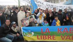 Communiqué de Bouaziz Ait Chebib et Hocine Azem: Bâtissons un Etat kabyle de fait - Tamurt