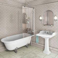 Victoria plumbing burlington - but with a darker floor (wood effect?)