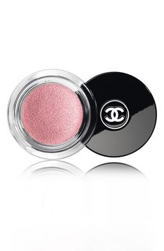 CHANEL ILLUSION D'OMBRE LONG WEAR LUMINOUS EYESHADOW available at #Nordstrom in mirage