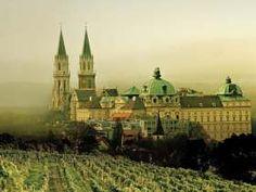 Klosterneuburg Monastery in Austria Austria, Burial Vaults, Places To Travel, Places To Go, Kirchen, Dom, Alps, Southeast Asia, Vienna