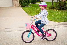 Schwinn Elm Girls Bike for Toddlers and Kids - BikeAddicts Cycling Gear, Road Cycling, Best Kids Bike, Female Cyclist, Bicycle Accessories, Bike Parts, Horse Saddles, Fixed Gear, Bike Life