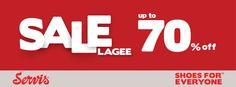 Servis Summer Sale 2014 - Upto 70% Off !!