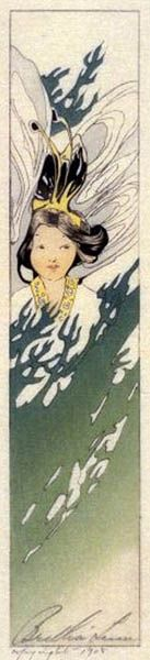 Pine Tree Fairy by Bertha Lum, 1916