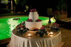 http://www.lemienozze.it/gallerie/torte-nuziali-foto/img36435.html Torta nuziale multipiano con rose