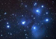 NASA Pleiades picture