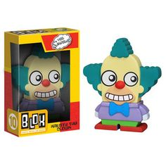 Blox Krusty The Clown now featured on Fab.