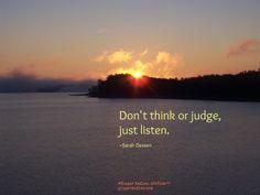 Just #listen.
