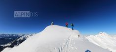 Freeride oder Skitouren in der Zillertal Arena mit dem Bergführer von Alpindis.at Königsleiten, Gerlos, Krimml, Pinzgau, Salzburgerland