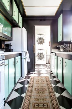 Rebecca & Jared's Eclectic Hollywood Regency