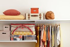 Declutter your home: 10 closet organizers for a neat home - Practically fine