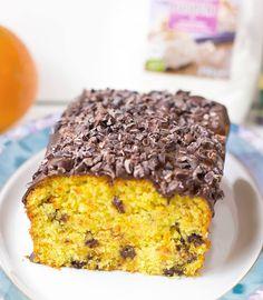Orangen Kokos Kuchen