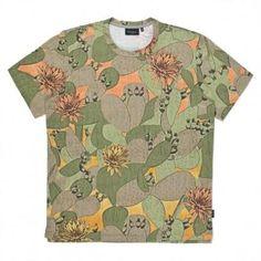 Paul Smith T-Shirts | Khaki Desert Camouflage T-Shirt