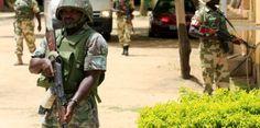 Headlines Nigeria: NIGERIAN TROOPS ARREST BOKO HARAM ARM SUPPLIERS IN...
