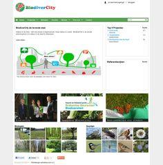 Sistema para calcular un score acerca de la biodiversidad de un barrio. Cada barrio puede registrar sus biotipos (georeferenciados) en base a los cuales se calcula un score, que puede ser comparado con el de otros barrios. Los planificadores de los proyectos pueden ver que medidas tomar para mejorar el nivel de su respectivo barrio.