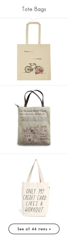 """Tote Bags"" by emmas-fashion-diary ❤ liked on Polyvore featuring bags, handbags, tote bags, canvas tote, ulster weavers, tote purses, canvas purse, canvas handbags, accessories and purses"