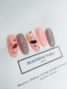 Unique NailArt From. Bloomingnails