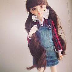 minifee bjd   mnf #msd #minifee #chloe #bjd #doll