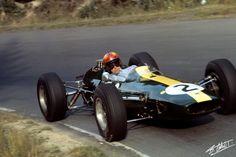 1964 GP Niemiec (Mike Spence) Lotus 33 - Climax