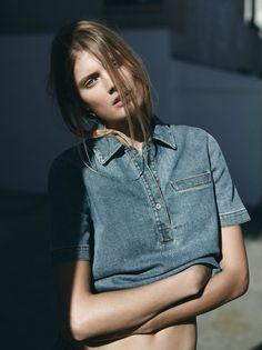 Constance jablonsky - WSJ Styled by Charlotte Collet