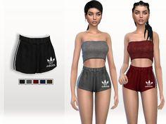 Adidas shorts for your sims. Found in TSR Category 'Sims 4 Female Everyday' Adidas shorts for your sims. Found in TSR Category 'Sims 4 Female Everyday' Sims 4 Toddler Clothes, Sims 4 Mods Clothes, Sims 4 Clothing, Toddler Cc Sims 4, Mods Sims, Sims 4 Game Mods, Sims Four, Sims 4 Tsr, Sims Cc