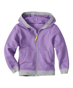 Another great find on #zulily! Soft Amethyst Survivor Jacket - Infant, Toddler & Girls by Hanna Andersson #zulilyfinds