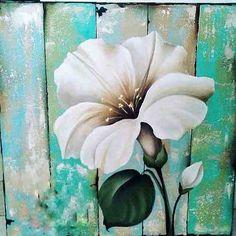 Lala Castro M miás Pallet Painting, Tole Painting, Painting On Wood, Painting & Drawing, Arte Pallet, Pallet Art, Acrylic Painting Tips, Acrylic Art, Painting Inspiration