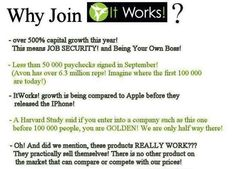 13 Best It Works Business Opportunity images in 2012   It works