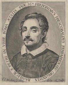 Frescobaldi #composer #music #baroque