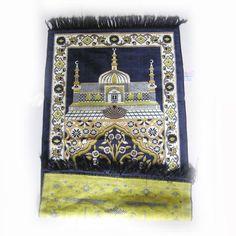 Baoshan Muslim worship supplies Hui Kun carpet prayer rug prayer mat Turkish import shipping