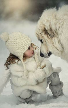 Winter Friends...