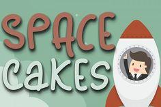 Download SpAcE CaKEs Fontbundles Font Best Script Fonts, Cool Fonts, New Fonts, Beautiful Fonts, Free Fonts Download, Calligraphy Fonts, Font Styles, Premium Fonts, School Design
