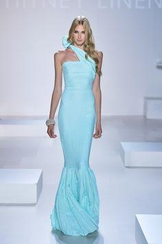Whitney Linen at World MasterCard Fashion Week